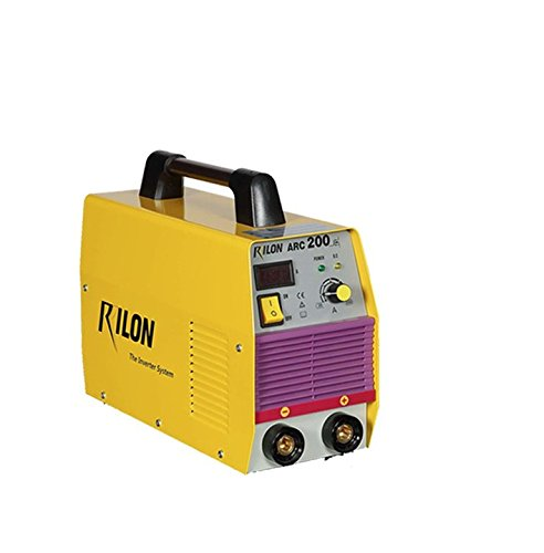 Rilon Arc 200 Amps Single Phase Arc Welding Machine Amazon In Industrial Scientific