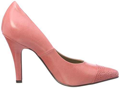 Noe Antwerp Damen Nicole Pump Pumps Pink (Pink Red/Pink Red)