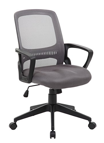 Boss Office Products B6456-GY Chairs Task Seating, ()