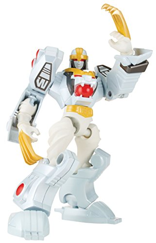 bandai power ranger white tiger - 7