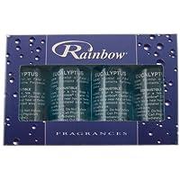 Rainbow Vacuum Cleaner Eucalyptus Fragrances, 4 Bottles