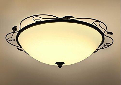 Plafoniere Da Esterno In Ferro Battuto : Europea plafoniera stile lampade creativi plafoniere di ferro
