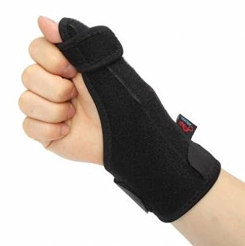 Right hand ; Adjustable Medical Sport Thumb Spica Splint ...