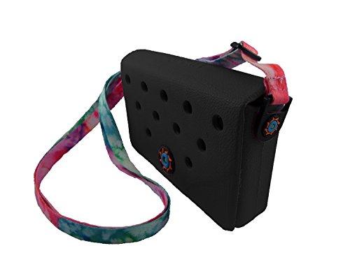 Plus Bag Hip Wristlet Cross Body Black Optari amp; One Crossbody Clutch All in UfqZ5pZ