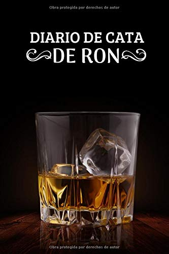 Diario de Cata de Ron: Con este cuaderno podrás hacer un ...