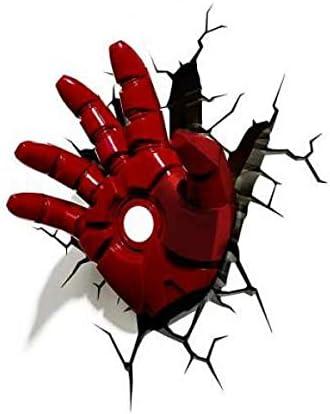 3d Light Fx Marvel Iron Man Hand 3d Deco Led Wall Light 64023 Price In Uae Amazon Uae Kanbkam