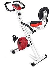 دراجة لتمارين اللياقة البدنية من باور ماكس فتنس، موديل BX-110SX مناسبة للمنزل/ دراجة مغناطيسية، تركيب مجاني، تساعد على فقدان الوزن