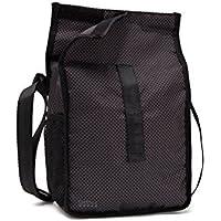 DARNA Go&Bag Lifestyle-N-Bolso de Comida, Color Negro, Compuesto