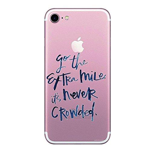 iphone 6 Cover ,Transparent Custodia Antiuroto Ultra Sottile Bumper Soft Morbido TPU Gel Silicone Protettiva Case per i Phone 6s Plus (i Phone 6s/6 4.7, Gel di silice 4)