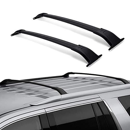 (ALAVENTE Roof Rack Crossbars Cargo Bars Compatible for GMC Yukon XL Tahoe Suburban Escalade ESV 2015-2018)