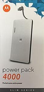 Motorola P4000 Universal Portable Power Pack - Bulk Packaged