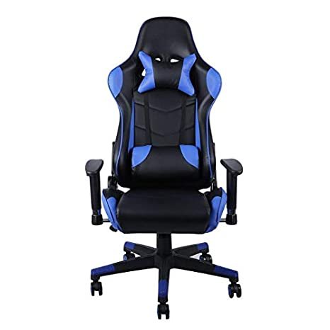 fghfhfgjdfj Racer Ergonomic Gaming Chair High Back Computer Office Chair with Headrest Lumbar Support Racing Gaming Chair: Amazon.es: Hogar