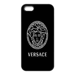 Versace iPhone 4 4s Cell Phone Case Black xlb-045153