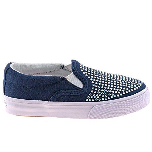Lelli Kelly , Mädchen Sneaker Blau blau M