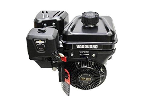 13L352-0049 6.5HP Horizontal 3/4'' x 2'' Shaft, Vanguard OHV, CIS, 6:1 Gear Reduction, Recoil Start Briggs Stratton Engine by Briggs & Stratton