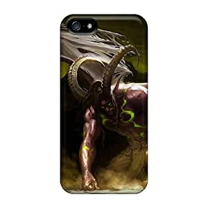 Iphone 5/5s Cases Bumper Covers For World Of Warcraft Online Game Accessories