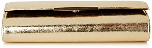 Buffalo BAG BWG-05 PU - Bolso de mano de material sintético mujer gold - Gold (GOLD 01)
