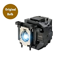 Specification Part number: for ELP LP88 / V13H010 L88 Specifications: Wattage: 200W / Reflector: E50 Package: 1*bulb with housing Application: Business&Education&Home&School Compatible Models: Fit for Epson PowerLite Home Cinema 2...