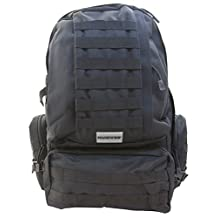 HUMVEE Double Reinforced 3-Day Assault Pack with Compression Handles