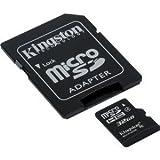 Professional Kingston 32GB MicroSDHC Card for Apple Mac Mini with custom formatting and Standard SD Adapter! (Class 4)