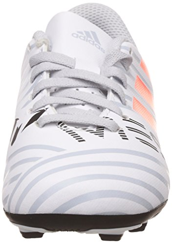 adidas Nemeziz Messi 17.4 FxG J, Botas de Fútbol Unisex Niños Varios colores (Ftwbla/Narsol/Gritra)