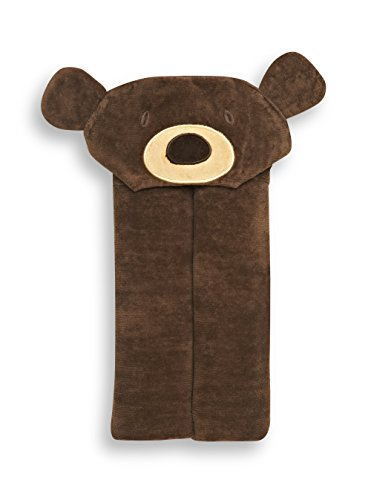 48' Sheets (GUND Kids Fuzzy Hooded Towel, Fuzzy, 24'' By 48'')