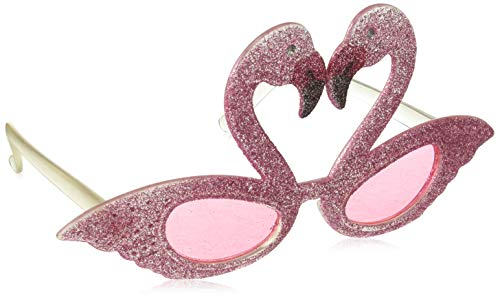 Beistle Glittered Flamingo Fanci-Frames Party Accessory (1-Unit) -