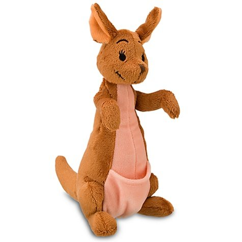 Disney Winnie the Pooh Kanga Plush Toy 9.5 Inch Tall