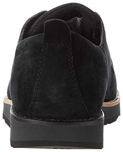 Boxfresh Men's Hortik Ch Pgsde Blk Loafers Black (Black) F2UxgW