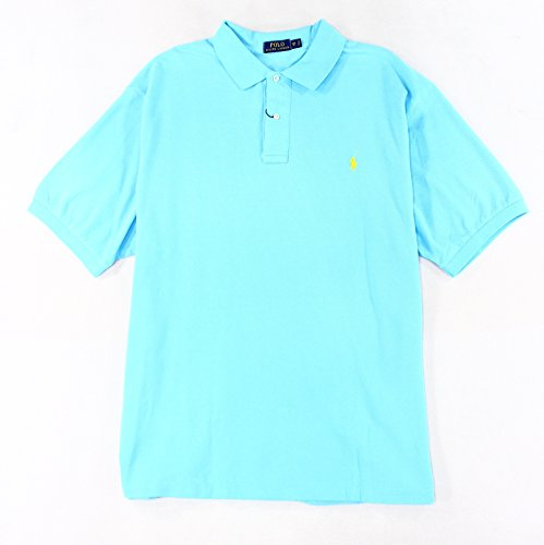 Polo Ralph Lauren Men's Big And Tall Classic Fit Short Sleeve Polo Shirt (3XB, French - Polo Shipping Free
