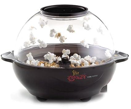 Amazon Back To Basics Pc17589 Electric Stir Crazy Popcorn