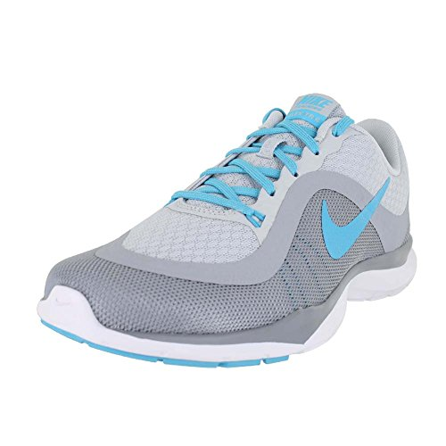 cb7fa05a67ea4 ... Women s Cross Training Shoes. 85%OFF Nike Flex Trainer 6 Pure Platinum Wolf  Grey Stealth Gamma