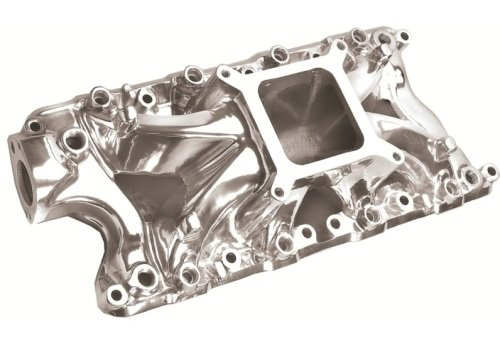 Professional Products 54038 Hurricane Polished EFI Version Manifold for Small Block Ford