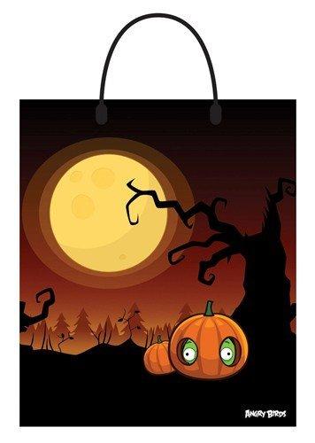 Angry Birds Night Scene Treat Bag -