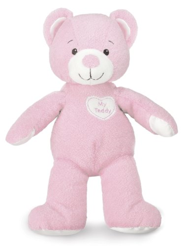 hy Baby, Asthma and Allergy My Teddy Bear - Pink (Kids Preferred Pink Plush)