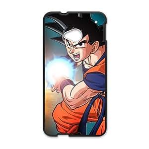 HTC One M7 Cell Phone Case Black Goku Avuzb