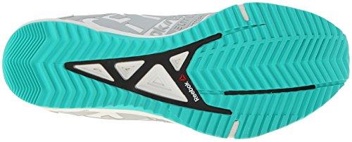 Reebok Dames Crossfit Sprint Tr Trainingsschoen Krijt / Staal / Tijdloze Teal
