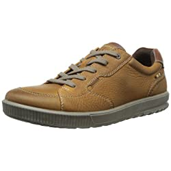 ECCO Men's Bradley Long Lace-Up Casual Sneaker