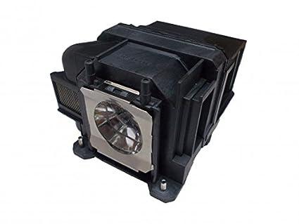 genie365 lámpara ELPLP78/V13H010L78 para EPSON Proyector: Amazon ...