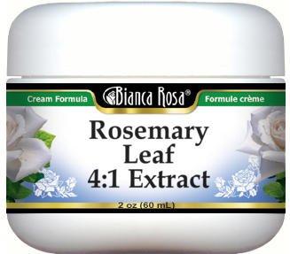 Rosemary Leaf 4:1 Extract Cream (2 oz, ZIN: 524149)