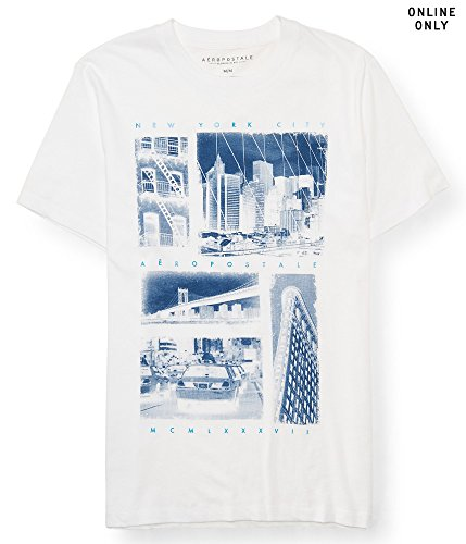 aeropostale-mens-new-york-city-images-graphic-t-shirt-m-bleach