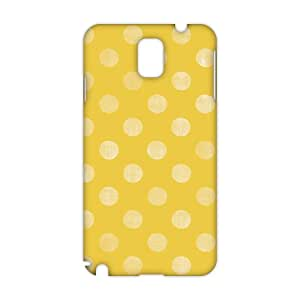 Evil-Store Yellow pattern 3D Phone Case for Samsung Galaxy s5