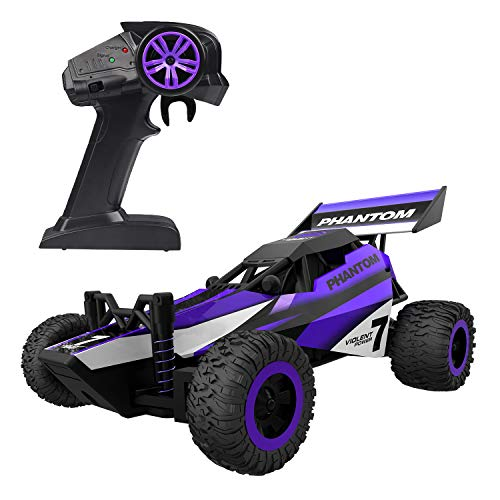 RC Car, HAOXIN High Speed Electric Remote Control Car 2.4Ghz 2WD 1:32 full Scales Fast Super Control Indoor Outdoor Use Racing Car Obstacle Game For Boy Best Gifts Racing Toy Car Buggy For Kids Adults