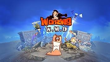 Worms W.M.D - Nintendo Switch [Digital Code]