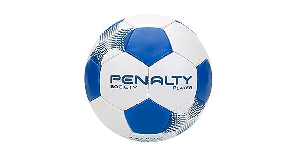 4838ed648 Bola Futebol Society Player Vii Penalty Cor  BCO ROY - Tam  UN   Amazon.com.br  Esportes e Aventura