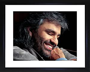 Andrea Bocelli Framed Photo Prints Photographs