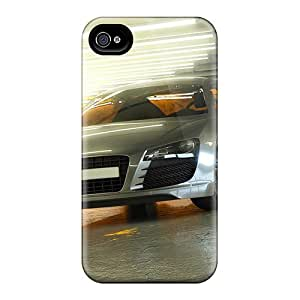 Cometomecovers Cases Covers Protector Specially Made For Iphone 4/4s 3d Car