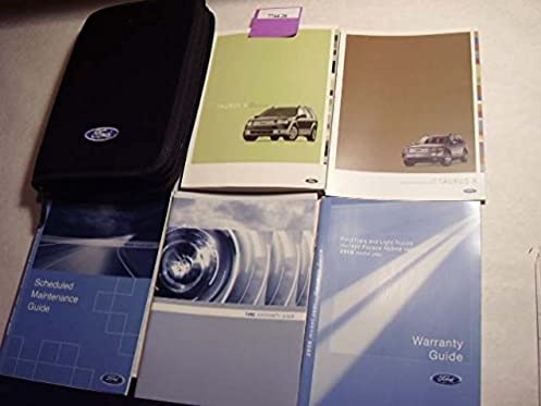 2008 ford taurus owners manual ford motor company amazon com books rh amazon com 2008 ford taurus owners manual pdf 2008 ford taurus x service manual pdf