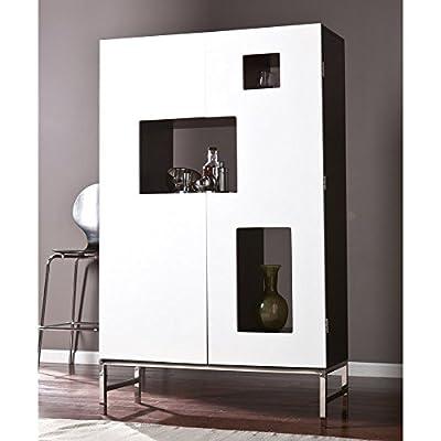 Shadowbox Wine/Bar Cabinet