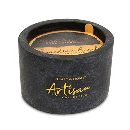 Artisan Aria Heart /& Home Candela PROFUMATA Cera di SOIA 280G Limited Edition